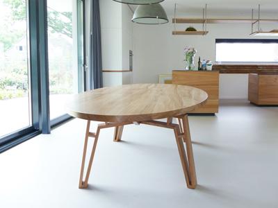 Spinnenpoot tafel Groningen